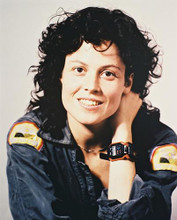 This is an image of 24407 Sigourney Weaver Photograph & Poster