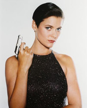 This is an image of 24592 Carey Lowell Photograph & Poster