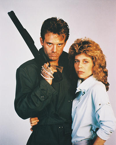 This is an image of 24754 The Terminator Photograph & Poster