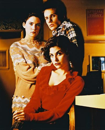 This is an image of 25165 Twin Peaks Photograph & Poster
