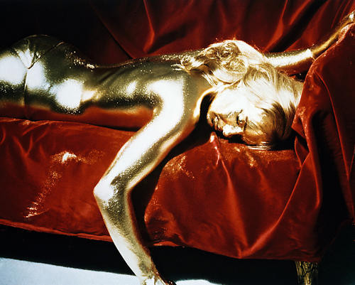 This is an image of 25283 Shirley Eaton Photograph & Poster