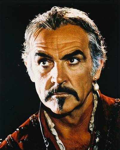 This is an image of 25291 Sean Connery Photograph & Poster