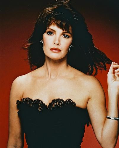 This is an image of 25372 Jaclyn Smith Photograph & Poster