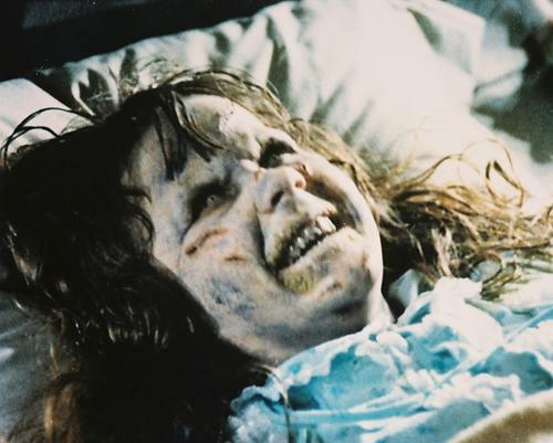 This is an image of 25844 The Exorcist Photograph & Poster