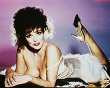 This is an image of 26237 Joan Collins Photograph & Poster