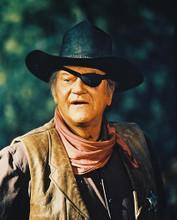 This is an image of 26305 John Wayne Photograph & Poster