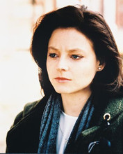 This is an image of 26635 Jodie Foster Photograph & Poster