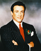 This is an image of 26702 Sylvester Stallone Photograph & Poster