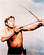 This is an image of 26867 Lex Barker Photograph & Poster