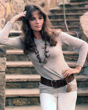 This is an image of 27135 Jacqueline Bisset Photograph & Poster