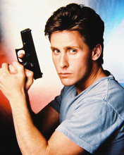 This is an image of 27159 Emilio Estevez Photograph & Poster