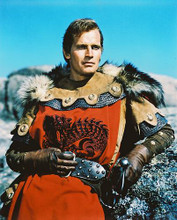 This is an image of 27436 Charlton Heston Photograph & Poster