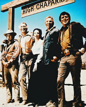 This is an image of 27437 The High Chaparral Photograph & Poster