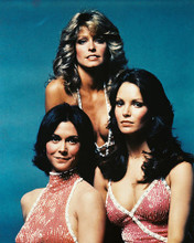 This is an image of 27642 Charlie's Angels Photograph & Poster