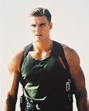 This is an image of 28036 Dolph Lundgren Photograph & Poster
