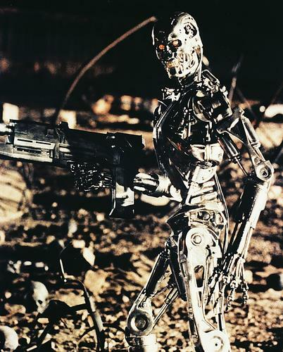 This is an image of 28090 Terminator 2: Judgment Day Photograph & Poster