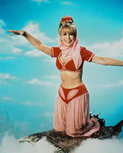 This is an image of 28279 Barbara Eden Photograph & Poster