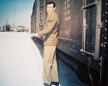 This is an image of 28308 David Janssen Photograph & Poster