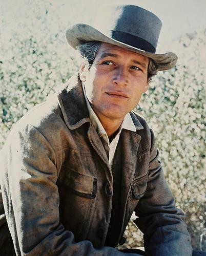 This is an image of 28343 Paul Newman Photograph & Poster