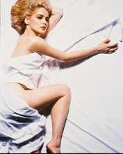 This is an image of 28386 Sharon Stone Photograph & Poster