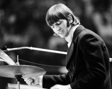This is an image of 100033 Ringo Starr Photograph & Poster