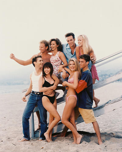 This is an image of 28509 Beverly Hills 90210 Photograph & Poster