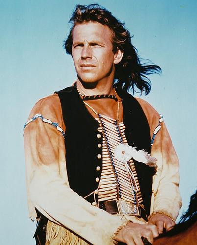 This is an image of 28529 Kevin Costner Photograph & Poster