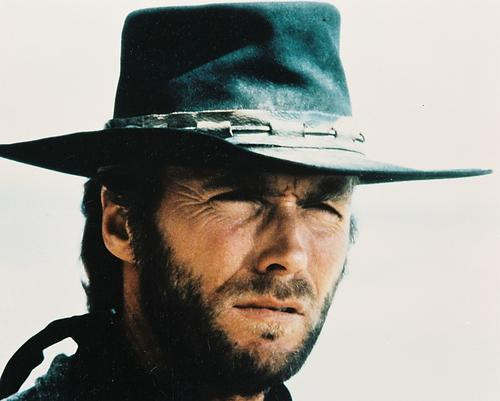 This is an image of 28999 Clint Eastwood Photograph & Poster