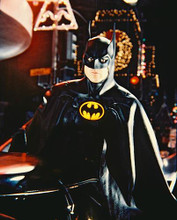 This is an image of 29032 Michael Keaton Photograph & Poster