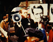 This is an image of 29047 Patrick McGoohan Photograph & Poster