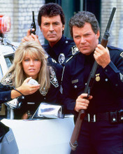 This is an image of 29100 T.J. Hooker Photograph & Poster