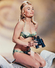 This is an image of 29643 Shirley Eaton Photograph & Poster