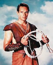 This is an image of 29990 Charlton Heston Photograph & Poster