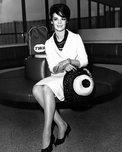 This is an image of 100023 Natalie Wood Photograph & Poster