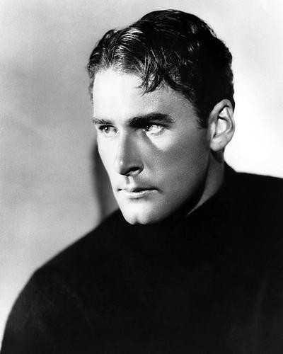 This is an image of 100027 Errol Flynn Photograph & Poster