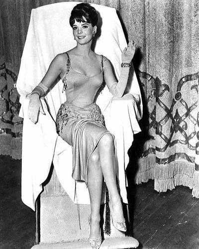 This is an image of 100028 Natalie Wood Photograph & Poster
