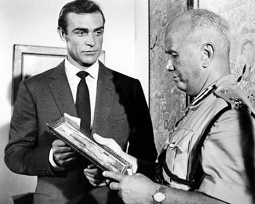 This is an image of 100055 Sean Connery Photograph & Poster