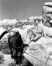 This is an image of 100058 Errol Flynn Photograph & Poster
