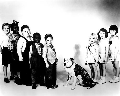 This is an image of 100132 Little Rascals Photograph & Poster