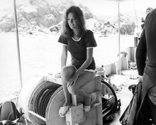 This is an image of 100141 Jacqueline Bisset Photograph & Poster