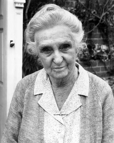 This is an image of 100158 Joan Hickson Photograph & Poster