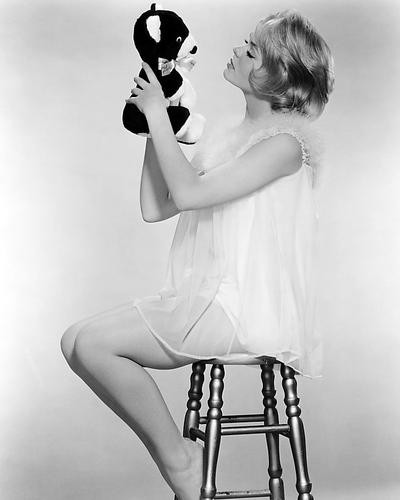 This is an image of 100216 Joey Heatherton Photograph & Poster