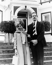This is an image of 100225 Fawlty Towers Photograph & Poster