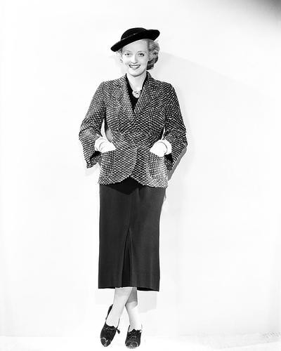 This is an image of 100288 Bette Davis Photograph & Poster