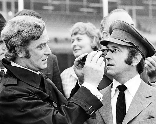 This is an image of 100355 Get Carter Photograph & Poster