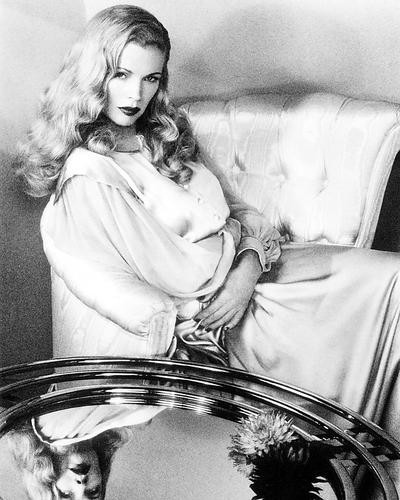 This is an image of 100369 Kim Basinger Photograph & Poster