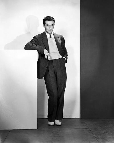 This is an image of 100417 Robert Taylor Photograph & Poster
