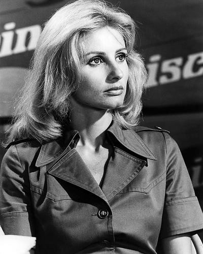 This is an image of 100457 Jill Ireland Photograph & Poster