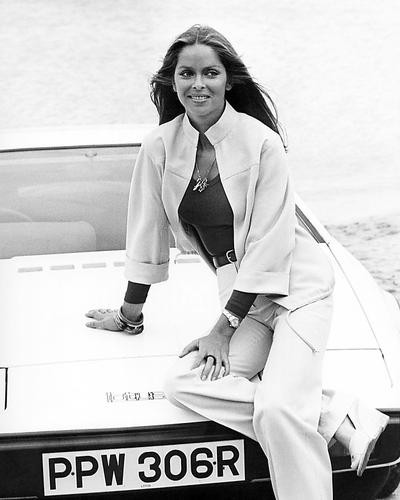 This is an image of 100478 Barbara Bach Photograph & Poster