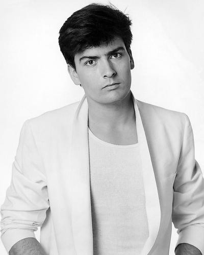 This is an image of 100520 Charlie Sheen Photograph & Poster